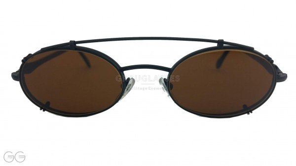alain mikli Vintage Sonnenbrille Modell 6136 Color 0100